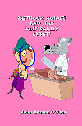Sherlock Holmes and the Wolf Family Caper